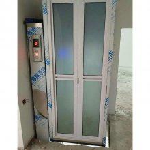 北京复式阁楼小型家用电梯/北京家用电梯坦诺生产厂家