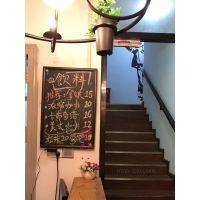从化白板挂式2荔湾双面白板绿板2磁性早教涂鸦小黑板