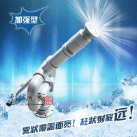 厂家供销新款加强型45米铝合金洒水车水炮压力大射程远