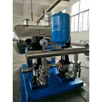 不锈钢生活增压水设备价格SQB78/2-18/2-1.0 控制柜 消防泵