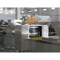 供应厂家玛芬蛋糕纸托放托系统 煜丰蛋糕生产线机械厂家