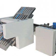 生物科技自动十字折纸机|广西钦州生物工程自动十字折页机