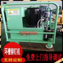 铆钉机振动筛专用铆接设备环槽铆接机铆16钉子广西柳州 派力恩