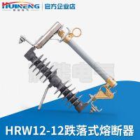 厂家供应HRW12-12型户外高压跌落式熔断器 限流熔断器