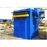 郑州焦化厂脱硫除尘设备实恒大功率高效单机LCDM大布袋脉冲除尘器