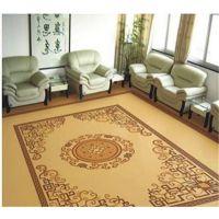 河南郑州宴会厅地毯定制 酒店客房加厚地毯 加厚耐踩隔音地毯