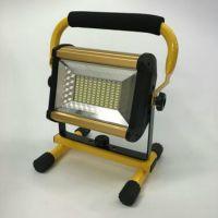 Reborn Eagleg100W高亮度大功率充电户外野营汽修家庭应急照明投光灯