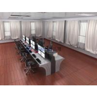 广西省公安厅现场执法指挥中心调度台 中控台 广州伍邦操作席