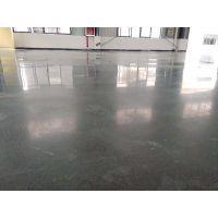 广西钦州港旧金刚砂地面起灰怎么办---厂房无尘硬化地坪