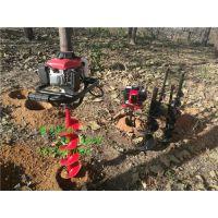 种树用什么规格的挖树坑机器 雷力多种手扶式挖坑机可供选择