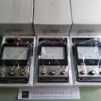 美国辛普森Simpson 228进口原装指针式交直流电流泄露测试仪 电流表