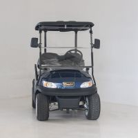 广东卓越电动车厂生产的两座电动高尔夫球车A1S2,进口配置,卓越订制
