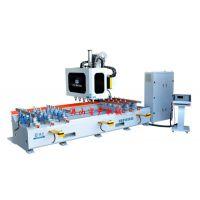 数控榫槽机 数控钻铣槽机 异形开槽机 木工双工位开槽机