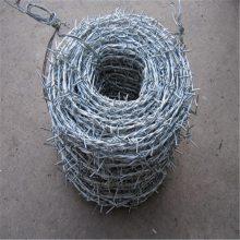 刺绳护栏 刺绳报价 热镀锌铁线