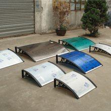 广东雨棚厂家供应格莱美雨棚,佛山朴丰建材定制多种规格格莱美雨棚