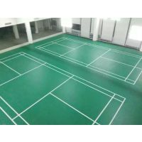 深圳球场PVC地板材料防滑 包工包料 质量保证 价格低洼