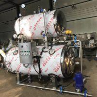 热水循环的杀菌锅真的省水省电吗