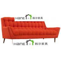 上海美式沙发定制 皮制优选 上海韩尔家具厂