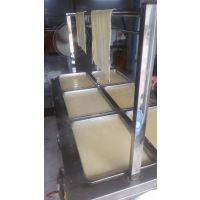 豆制品生产加工设备 全自动油皮机 不锈钢豆油皮机价格 培训技术