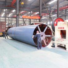湖北时产30吨污泥烘干机,污泥烘干生产线,活性污泥干燥机