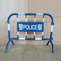 铁马护栏供应安全隔离防护铁马护栏厂家定制热镀锌铁马护栏