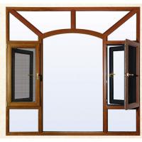 上哲108断桥金刚网一体窗,断桥窗纱一体平开窗,80%客户选择高端配置