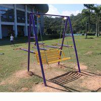 江门市社区公园BK-5052健身路径休闲荡椅 运动户外健身器材厂家批发