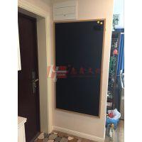 中山玻璃黑板供应H广州挂式推拉黑板X教学书写告示板