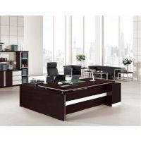 朗哥家具 实木大班台 老板桌 办公桌 办公家具厂家直销DBT23