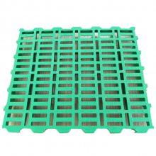 中兴羊产床漏粪板 羊舍塑料漏粪板 高标准羊舍规划设计建造