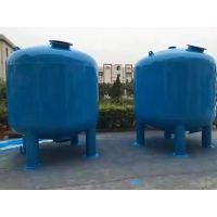 厂家供应佛山养殖场污水处理排放专用A3碳钢过滤器全自动过滤装置立式碳钢砂碳罐滤尔水厂家定制