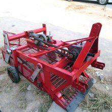 农用红薯收获机 拖拉机轴传动土豆收获机 四轮带动收果机