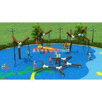 儿童主题公园-户外体能组合产品供应-嘉友