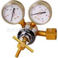 带流量计双表气体减压器 带流量计减压器