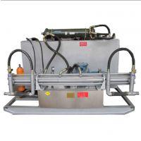 君正品牌ZBYSB系列55KW型液压注浆泵 往西北地区销售