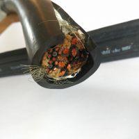 抓斗设备卷筒专用抗拉耐磨柔性电缆4芯*4mm2+12芯*2.5mm2 起重机龙门吊拖缆