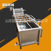 源拓定制多功能果蔬清洗机 白萝卜清洗机 蔬菜清洗机械