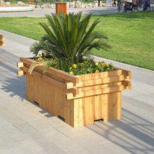 优惠销售实木组合花箱真正产地厂家,实木组合花箱品质高,厂家