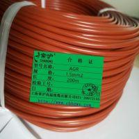 常沪牌AGR特软硅橡胶电线