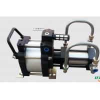 冷媒加注充装泵 气动冷媒增压泵