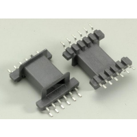 EFD15高频变压器骨架 贴片 卧式6+6