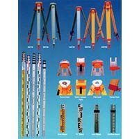 南沙全站仪脚架+对中杆+棱镜等测量仪器配件报价