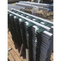 送立柱 厂家供应PVC护栏,PVC小区护栏,绿化带护栏
