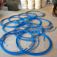 生产销售树脂钢丝增强油漆聚氨酯喷涂软管15米20米凹凸接头管