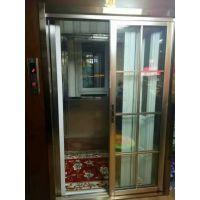 无障碍别墅电梯 导轨式观光电梯价格 济宁市聊城市启运液压升降平台