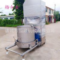 自动化酵素果酒过滤提取设备  中药渣药材发酵液体固液分离压榨机