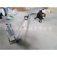 热卖汽油除草机 坚固耐用割草机 动力足的手推式修剪机