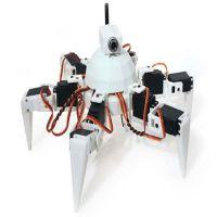 金盛豪201797机器人模型精刻、打磨、喷涂CNC手板加工模型
