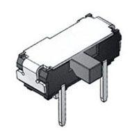 滑動開關 M.VS1235K 外形尺寸:3.5mm*9.0mm*3.5mm