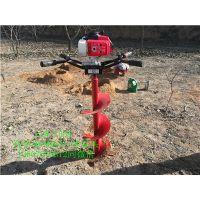 雷力钻窝机果树施肥立电线杆专用手提式钻坑机